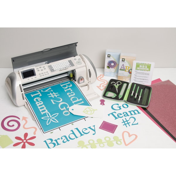 Cricut Expression Die Cutting Machine w/Bonus $25 Gift Card and Accessories