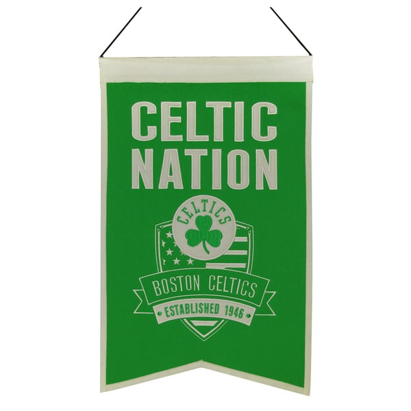NBA Wool Nations Banner