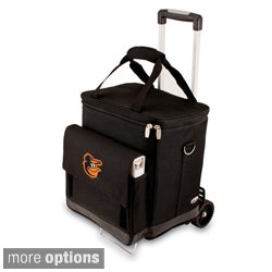 MLB Insulated Wine Tote Trolley