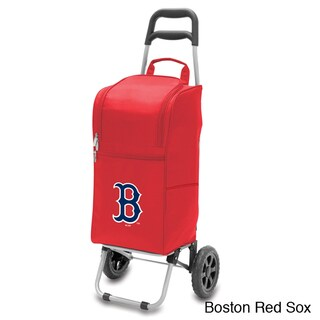 MLB 15-quart Insulated Cooler with Folding Trolley (More options available)