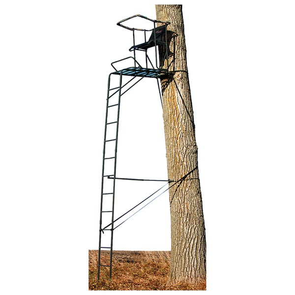 Shop Big Game Legend 20 Foot Ladder Stand Free Shipping Today