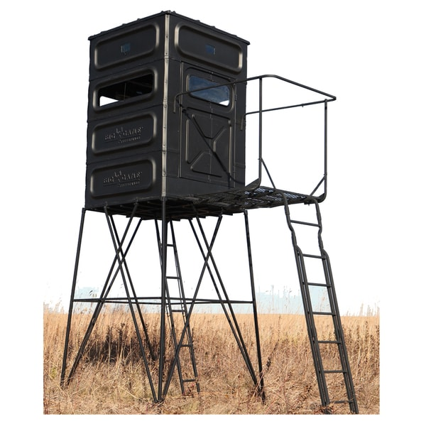 Big Game Quad Pod Stepout Kit Free Shipping Today