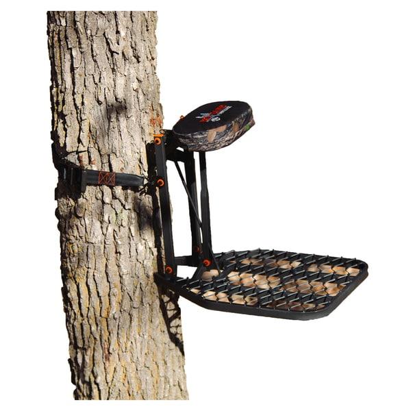 Big game treestands platinum collection horizon hang on stand cr2200