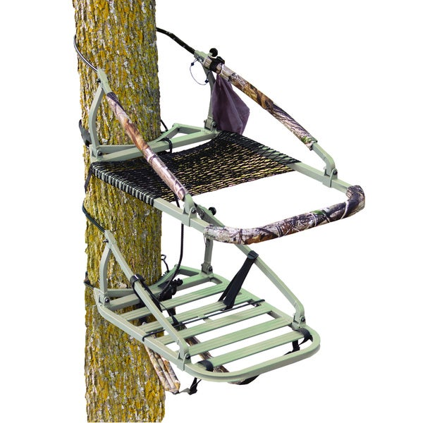 Api Acl300 A Outdoors Marksman Climbing Treestand Free