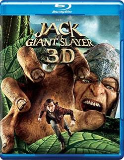 Jack The Giant Slayer 3D (Blu-ray/DVD)