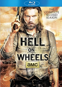 Hell on Wheels: The Complete Second Season (Blu-ray Disc)