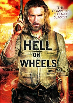 Hell on Wheels: The Complete Second Season (DVD)