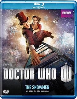 Doctor Who: The Snowmen (Blu-ray Disc)