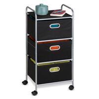 Honey-Can-Do Fabric Storage Cart