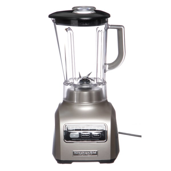 KitchenAid RKSB650CS Cocoa Silver 5-speed Blender (Refurbished)