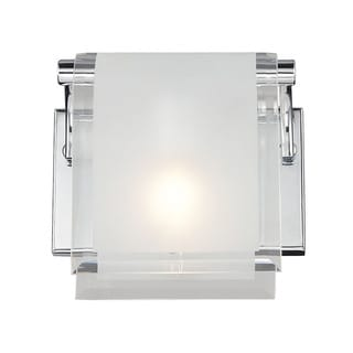 Zephyr 1-light Chrome Wall Sconce