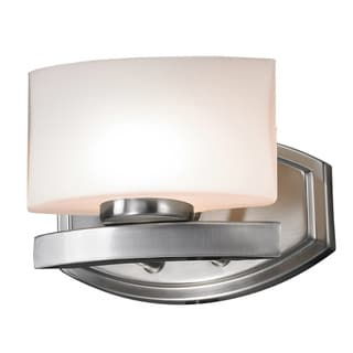 Galati Single Light Brushed Nickel Fixture