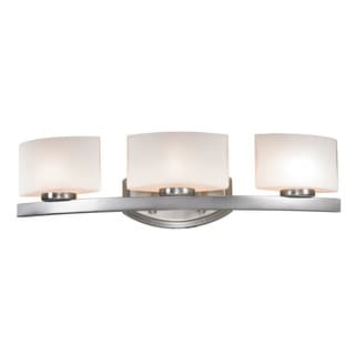 Galati 3-light Brushed Nickel Fixture