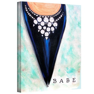 Susi Franco 'Babe' Gallery-Wrapped Canvas