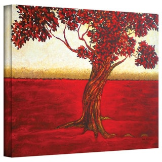 Herb Dickinson 'Ethereal Tree II' Gallery-Wrapped Canvas