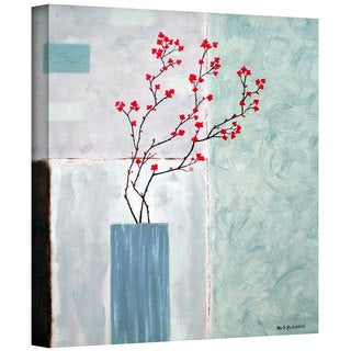 Herb Dickinson 'Tranquil' Gallery-Wrapped Canvas