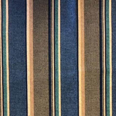 Blazing Needles Indoor/ Outdoor 48-inch Swivel Rocker Cushion