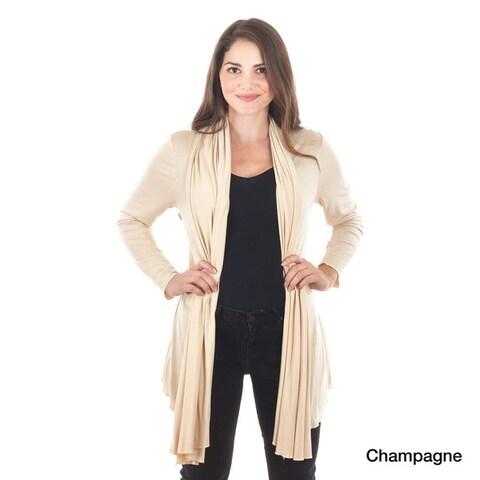 Women's Shawl Collar Cardigan Wrap