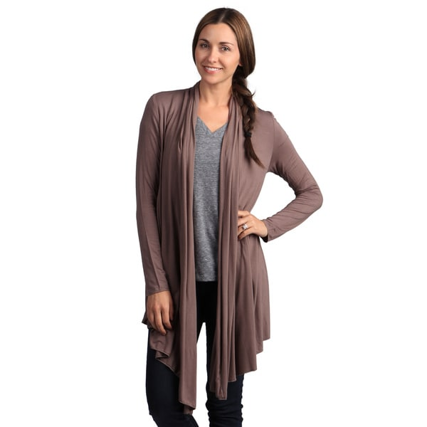 Women's Shawl Collar Cardigan Wrap - Free Shipping On Orders Over ...