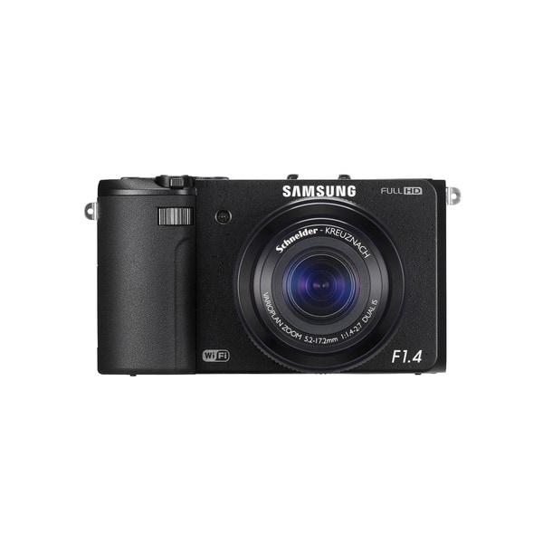 Samsung EX2F 12.4 Megapixel Compact Camera - Black