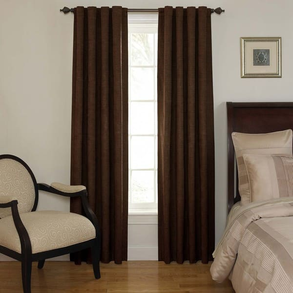 Room Darkening Window Curtain Drapery