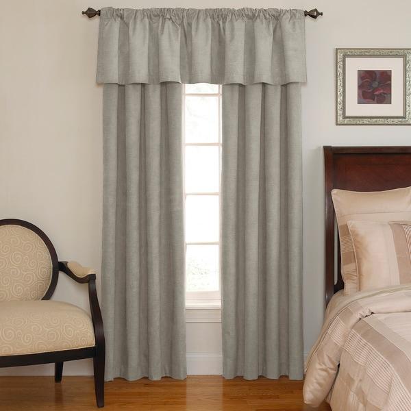 Shop Beautyrest Chenille Room Darkening Window Curtain