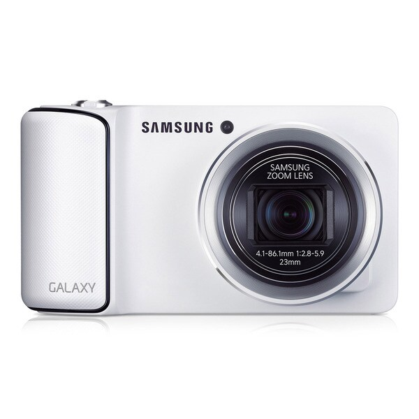 Samsung GC100 Galaxy 16.1MP Digital Camera