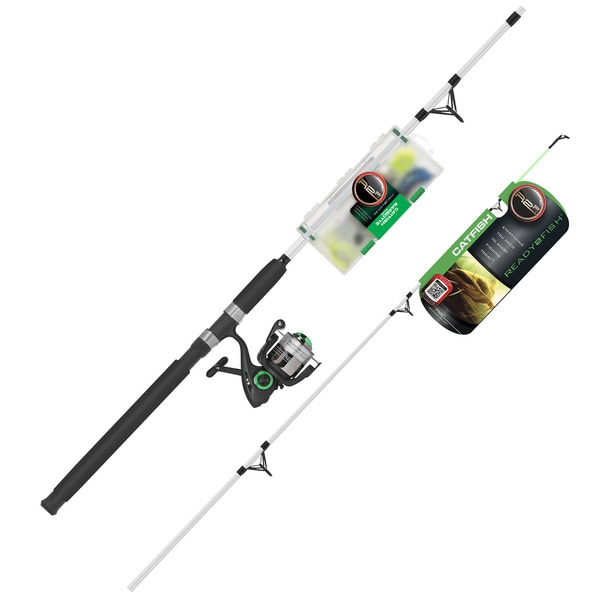 Ready 2 fish catfish spin combo free shipping today for Ready 2 fish