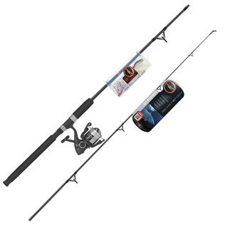 Ready 2 Fish Strpier Spin Combo and Kit