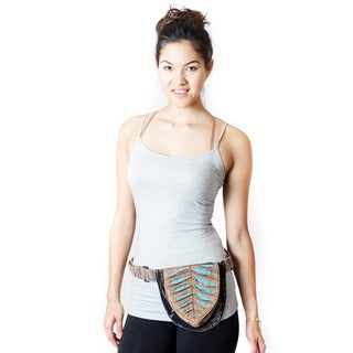 Handmade Peter Pan Cotton Fanny Pack (Nepal)