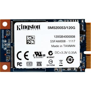 Kingston SSDNow mS200 120 GB Internal Solid State Drive