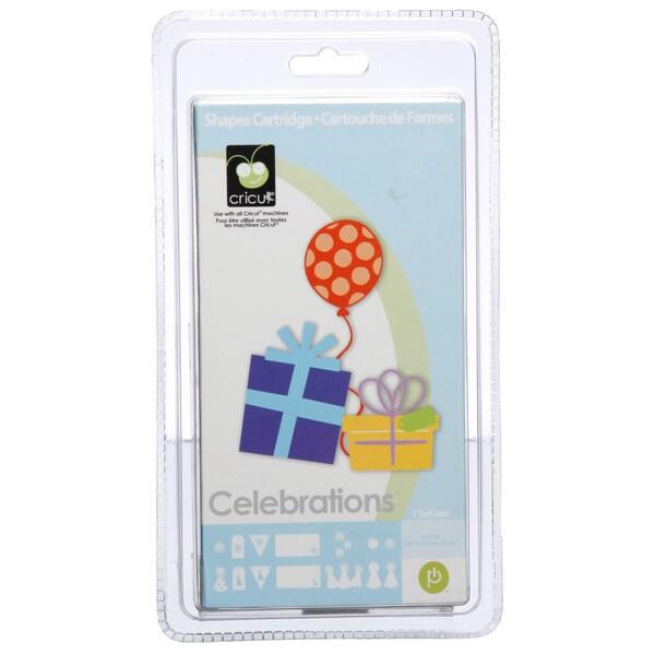 Cricut Celebrations Cartridge