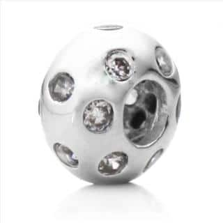 Silver-plated Crystal 'Disco Night' Decorative Bead|https://ak1.ostkcdn.com/images/products/7969065/7969065/Silver-plated-Crystal-Disco-Night-Decorative-Bead-P15339640.jpg?impolicy=medium