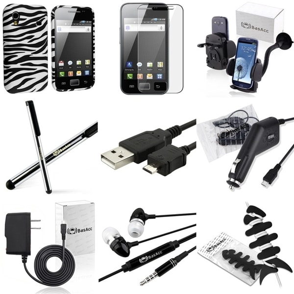 Case/ Screen Protector/ Headset/ Mount for Samsung© Galaxy Ace S5830