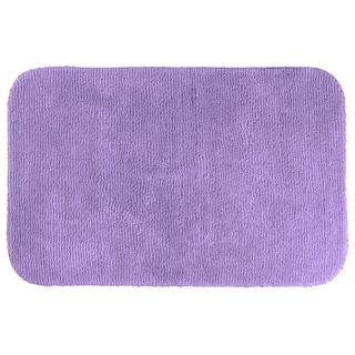 Somette Cheltenham Purple Washable Bath Rug
