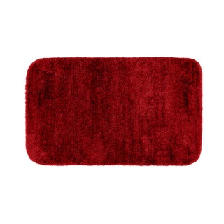 Somette Plush Deluxe Chili Pepper Red 30 x 50 Washable Bath Rug. 30 x 50 Bath Rugs  amp  Bath Mats   Shop The Best Deals For Apr 2017