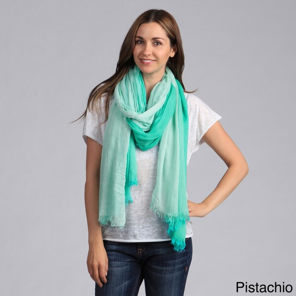 Saro Women's Ombre Design Scarves