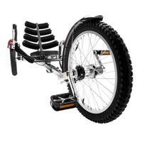 Mobo Shift The World's First Reversible Adult Three Wheeled Black Cruiser