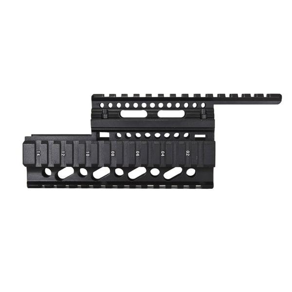 GMG AK47 Aluminum Quad Rail