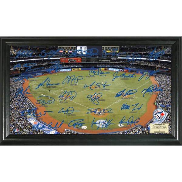 Toronto Blue Jays Signature Field Portrait