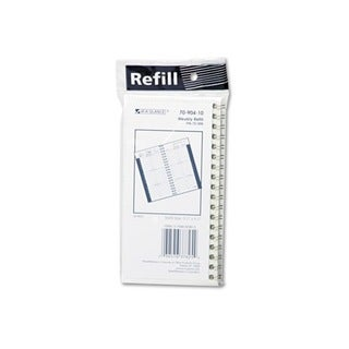 At-A-Glance Recycled Weekly Appointment Book Refill