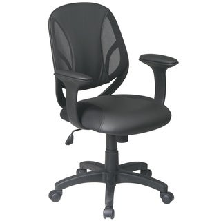Office Star Products Breathable Manager's Chair