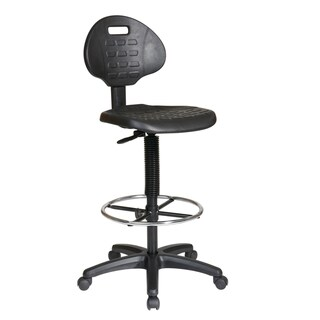 Urethane Armless Standard Drafting Chair