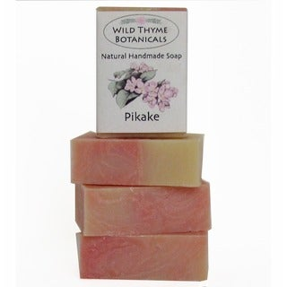 Pikake Natural Handmade 3-bar Soap Trio
