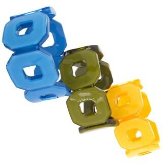 NEXTE Jewelry Lucite 60's Go Go Stretch Bracelet