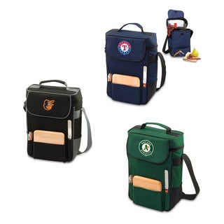 Duet MLB American League Wine and Cheese Insulated Tote (Option: Black)