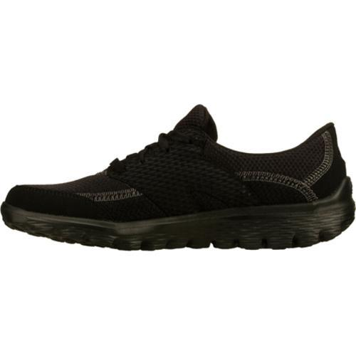 Women's Skechers GOwalk 2 Stance Black - Thumbnail 2
