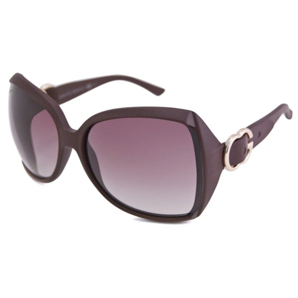 Gucci Women's GG3512 Rectangular Sunglasses