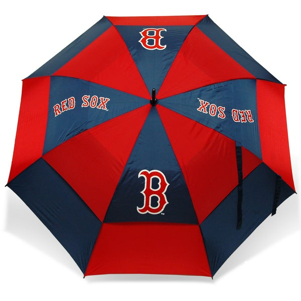 MLB 62-inch Double Canopy Golf Umbrella