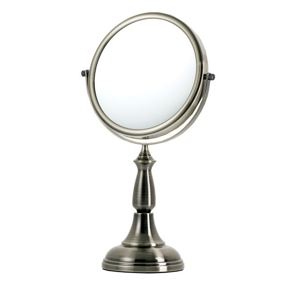 Shop Danielle Oil Rubbed Bronze Vanity Mirror Free Shipping On